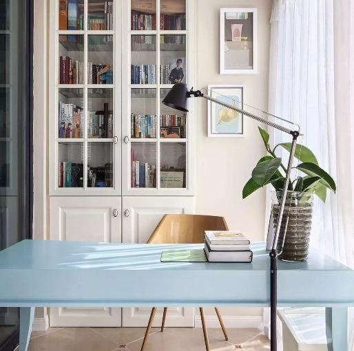 书房丨隔离世间喧嚣,坐享一方静谧(2)