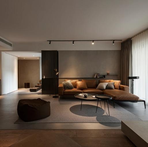客厅丨有一种装修叫不将就,那是对家的热爱(1)