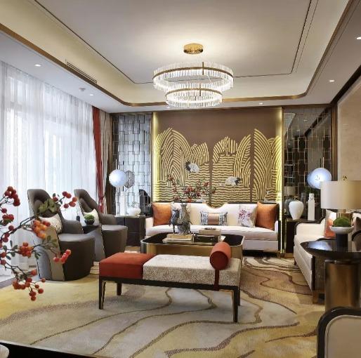 客厅丨有一种装修叫不将就,那是对家的热爱(2)